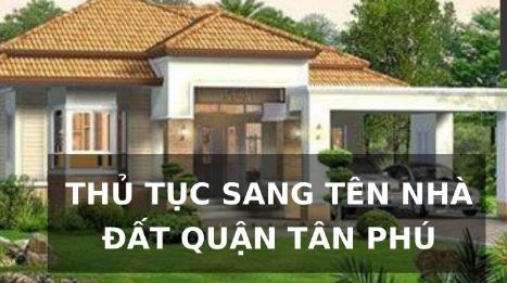 Qui trình sang tên trước bạ cho chung cư, căn hộ năm 2021